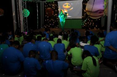 Blast Off VBS 2014. For Ages 4-10