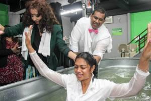HopeNYC's 2015 Baptism