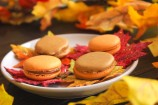 Fall macaroons at Compass! These were a hit last year!