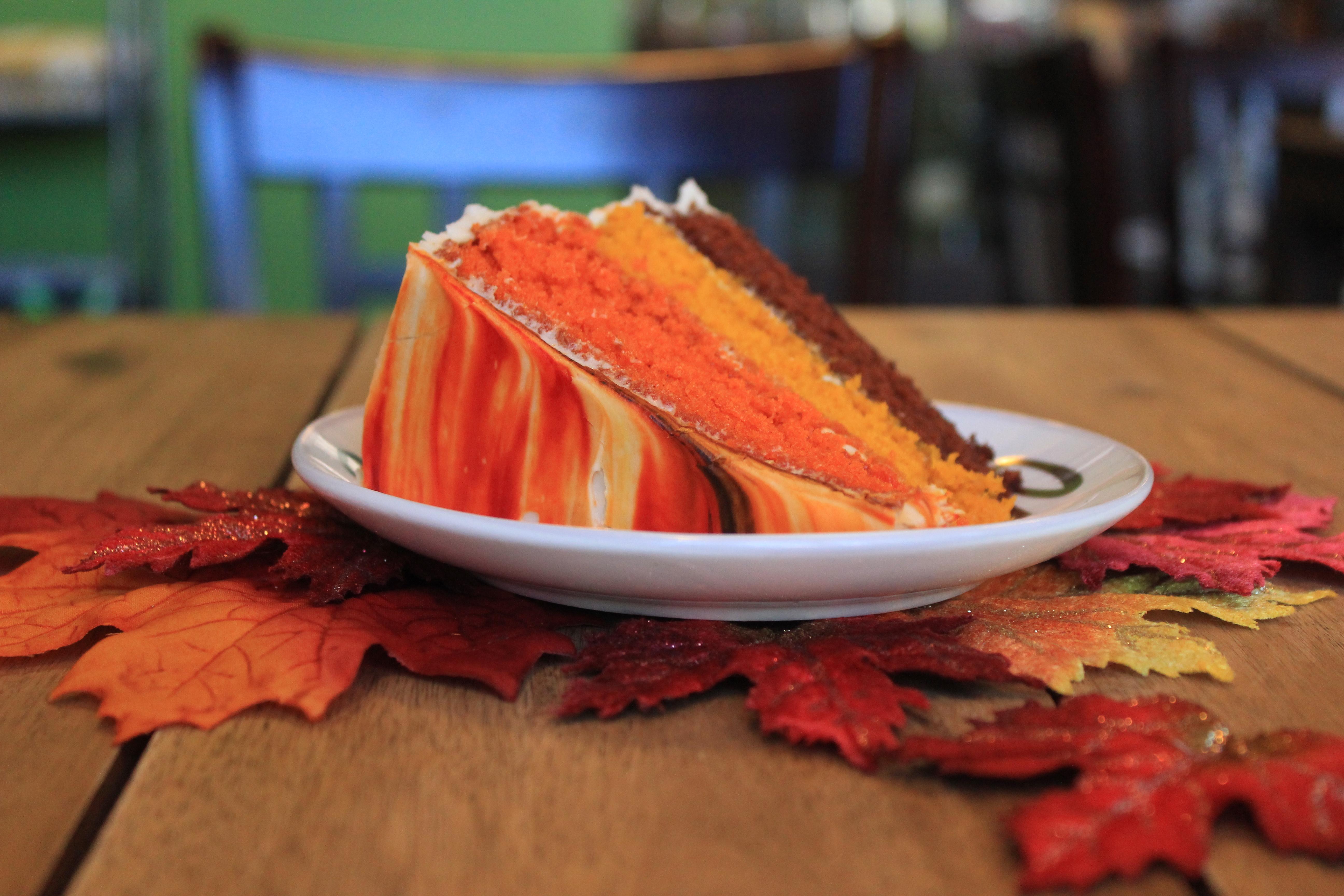 The Fall Festival Cake
